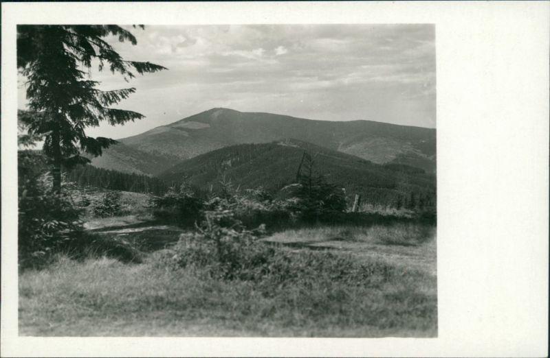 Friedland an der Ostrawitza Frýdlant nad Ostravicí Kahlberg|Lysá hora (Beskiden) 1940