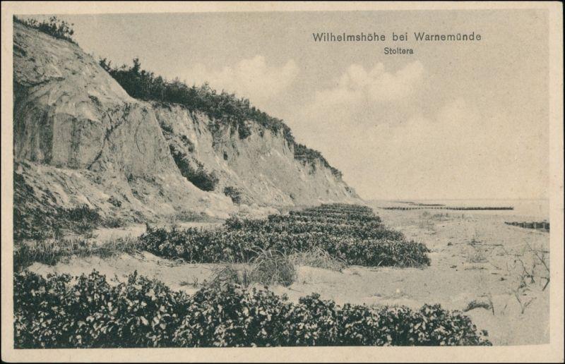 Stubbenkammer-Sassnitz Saßnitz Strandbepflanzung - Wilhelmshöhe 1926