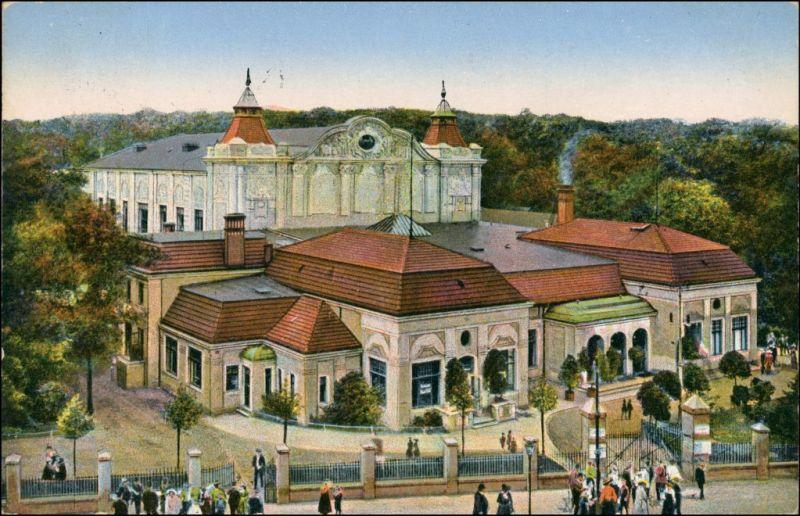 Neukölln-Berlin Rixdorf Gruß aus der Neuen Welt, Hasenheide 1929