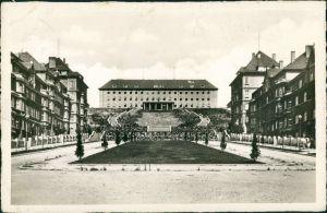 Landsberg (Warthe) Gorzów Wielkopolski Aufgang zur Kaserne 1938