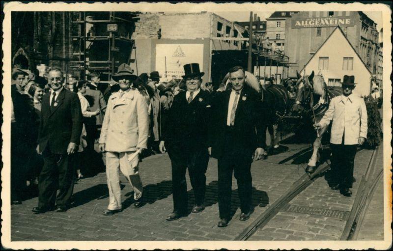 Nürnberg Feste/Veranstaltungen/Ereignisse - Umzug 1949 Privatfoto