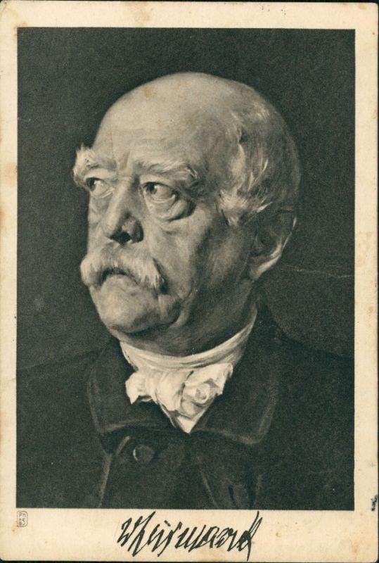 Ansichtskarte  Otto von Bismarck 1911