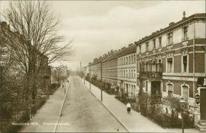Postcard Neudamm (Neumark) Dębno FriedrichstraßeMyśliborski  Soldin)   1926
