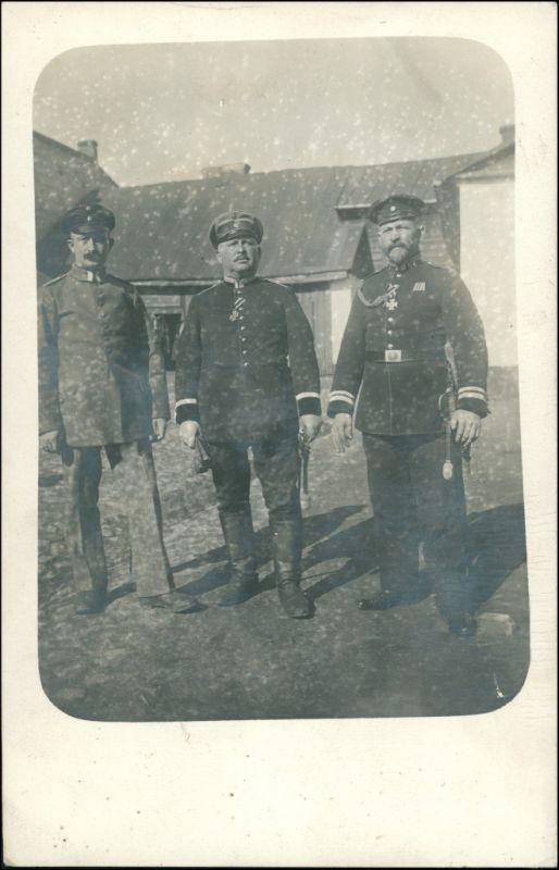 Soldaten, S.B. Landst. INf. Bat. Meißen 2. Komp 1915 Privatfoto