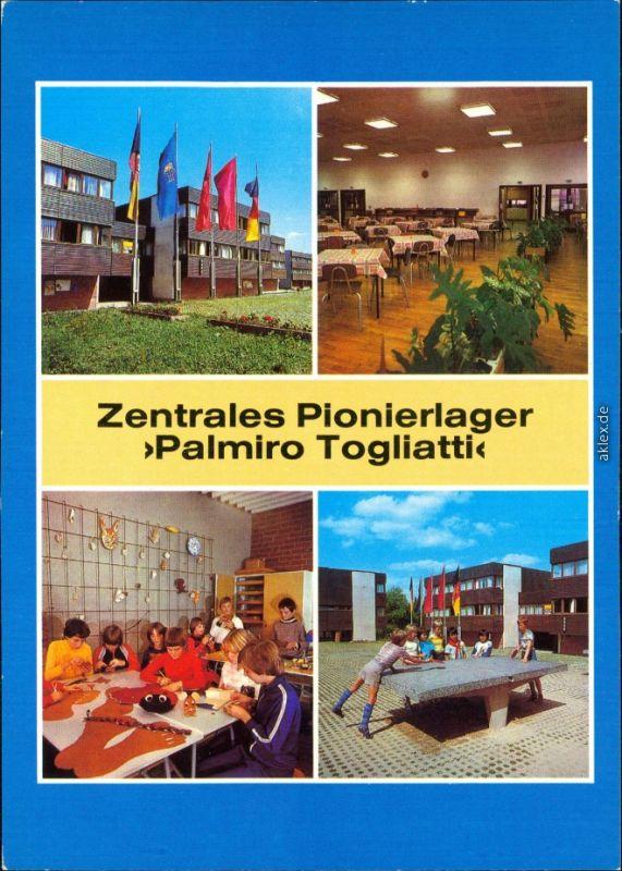 Einsiedel-Chemnitz Zentrales Pionierlager