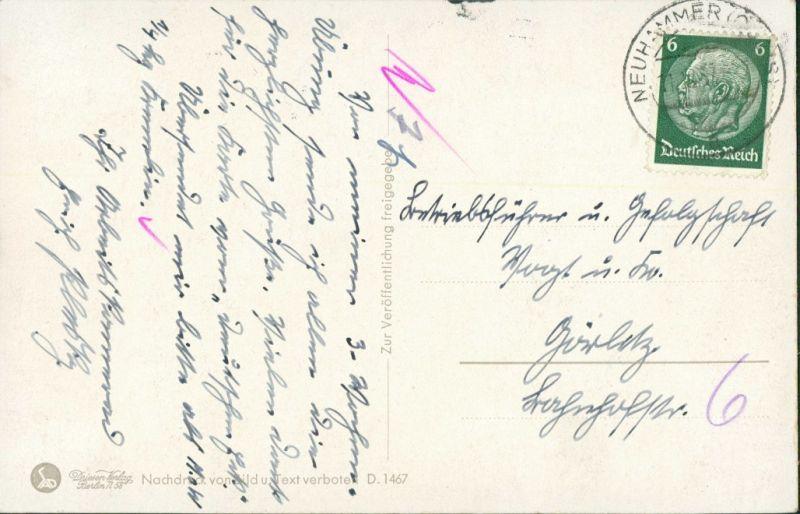 Ansichtskarte  Scherzkarte, Soldat mit Stiefel 1939 1