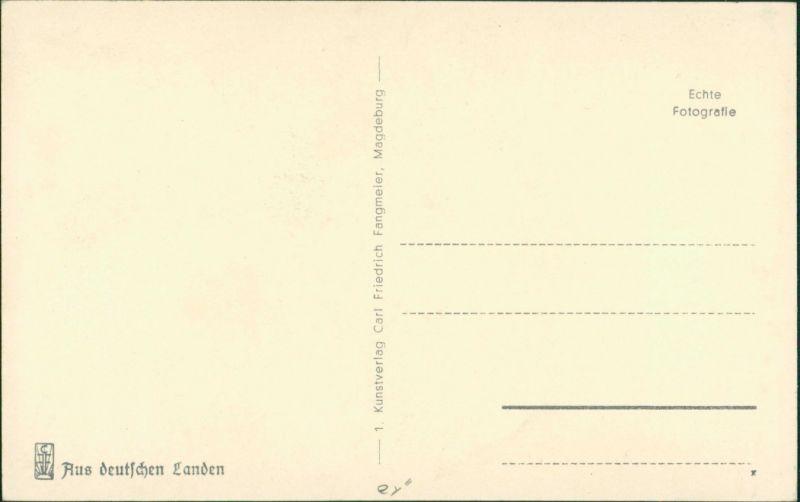 Postcard Stettin Szczecin Peter Paul Kirche 1935 1