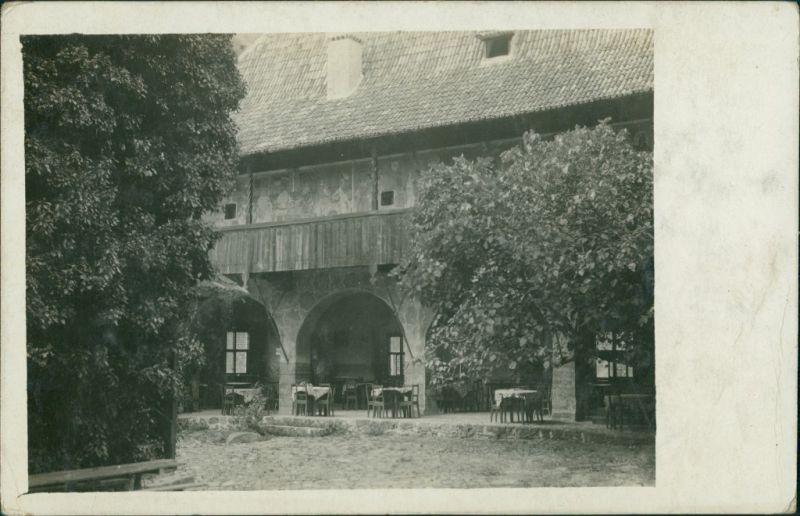 Österreich Bolzano Echtfoto-AK Bozen mit K.u.K. Militärzensur Stempel  1916