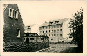 Deutschland Propaganda - DDR - fertiggestellte Siedlung 1955 Privatfoto