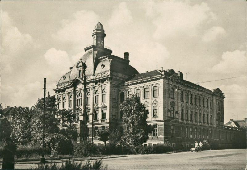 Warnsdorf Varnsdorf Střední všeobecně vzdělávací škola/Schule 1962 0