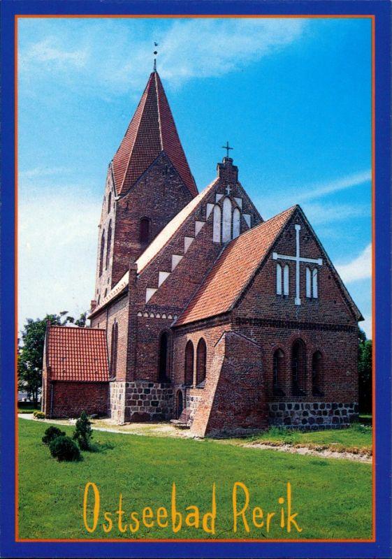 Ansichtskarte Rerik St.-Johannes-Kirche 2005 0