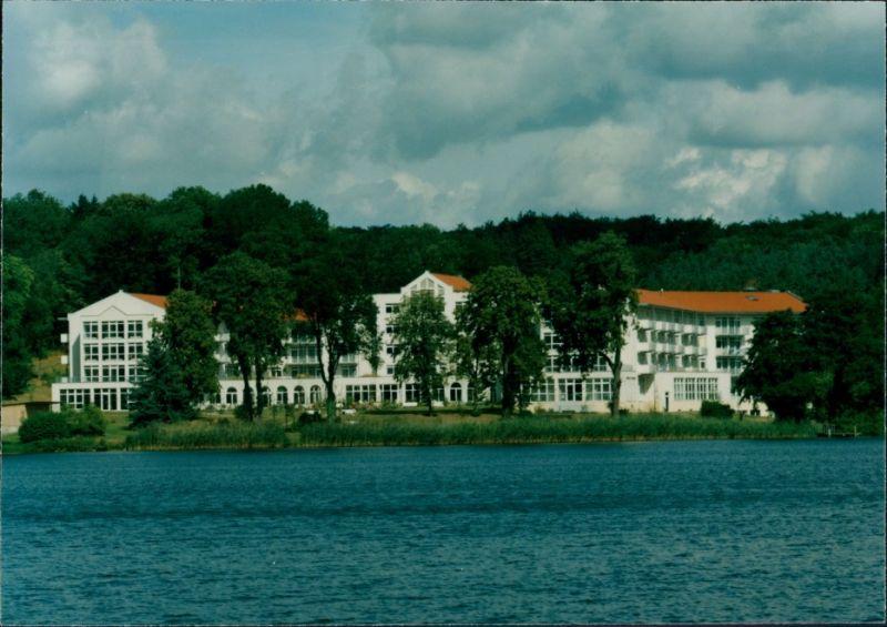 Feldberg-Feldberger Seenlandschaft Klinik am Haussee Feldberg Mecklenburg 2005 0