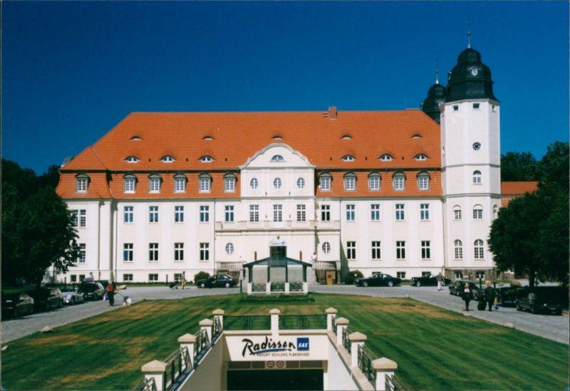 Göhren-Lebbin Schloss Blücher/Fleesensee, Radisson SAS Resort 1999