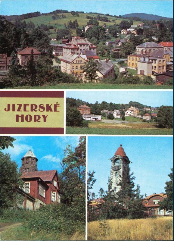 Wiesenthal an der Neiße Lučany nad Nisou JIZERSKÉ HORY: Lučany nad Nisou, N1982