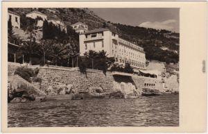 Foto Ansichtskarte  Ragusa Dubrovnik Hotel Excelsior 1932