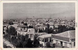 Tel Aviv Jaffa תל אביב-יפו Tel Aviv-Jafo Blick über die Stadt 1965