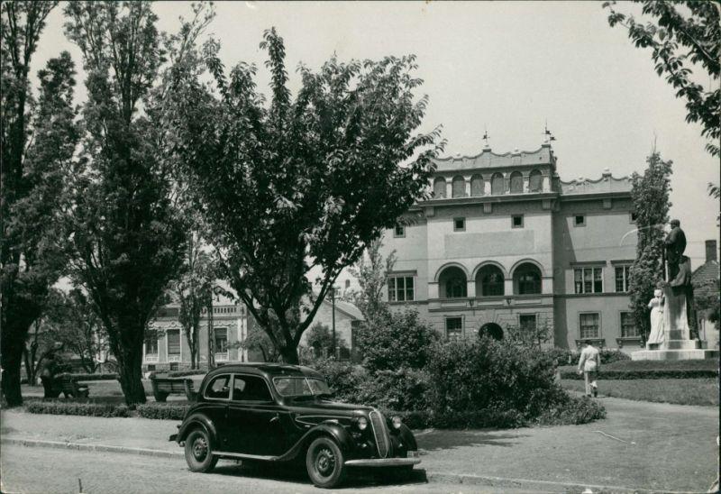 Miskolc Miskolc (Miškovec/Miszkolc) Deák Ferenc Platz – Deák 1960