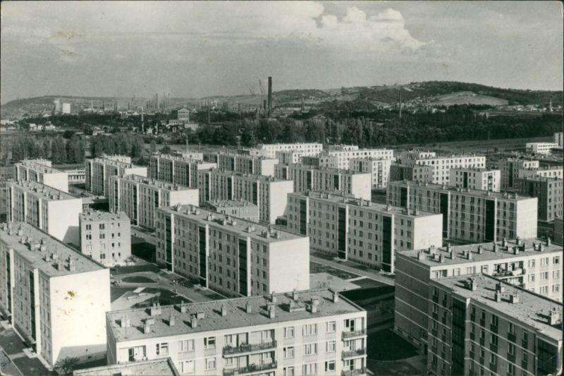 Miskolc Miskolc Miškovec  Diósgyőri Kilián lakótelep/Wohnhaus-Siedlung 1965 0