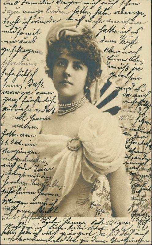Menschen / Soziales Leben - Erotik (Nackt - Nude) - Junge Frau 1903
