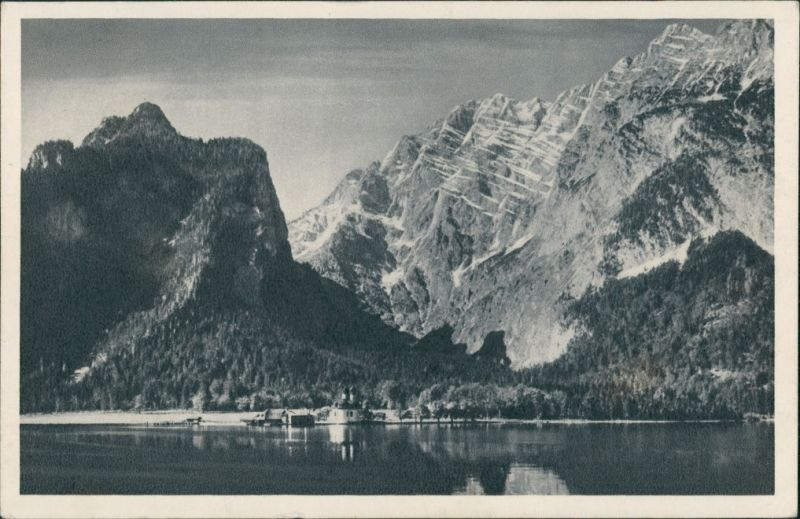 St. Bartholomä-Schönau am Königssee St. Bartholomä am Königssee 1944