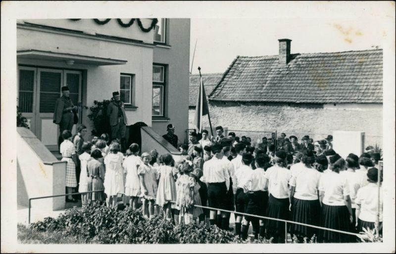 .Tschechien Veranstaltung Sokol Verein Tschechien Ceska 1938 Privatfoto