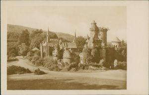 Bad Wilhelmshöhe-Kassel Cassel Löwenburg Schloss Wilhelmshöhe  1925