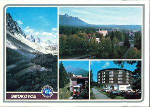 Altschmecks-Vysoké Tatry Starý Smokovec   Ótátrafüred VYSOKÉ TATRY Hotel  1985