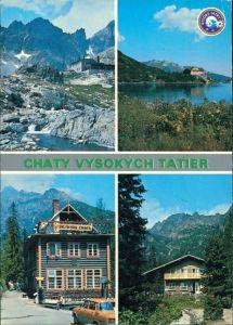 Altschmecks-Vysoké Tatry Starý Smokovec | Ótátrafüred Téryho chata,   1986