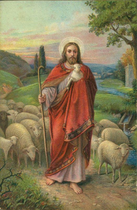 Jesus In Der Kunst