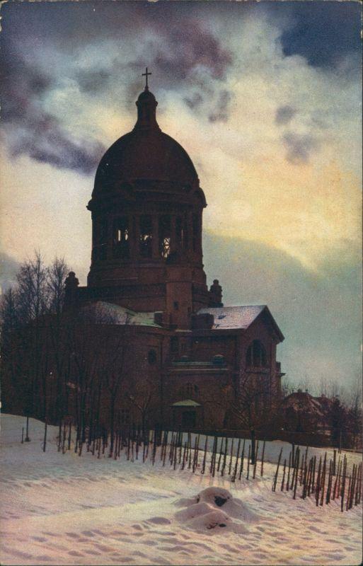 Ansichtskarte  Kirche Kapelle in Österreich (Ort unbekannt) 1913
