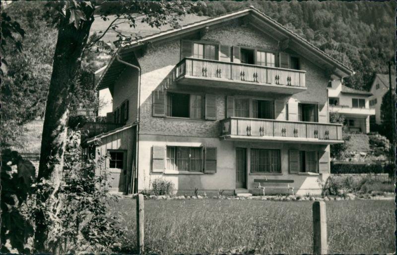 Engelberg OW Chalet «Vreneli » Engelberg, Inh. Fam Nussbaumer 1955