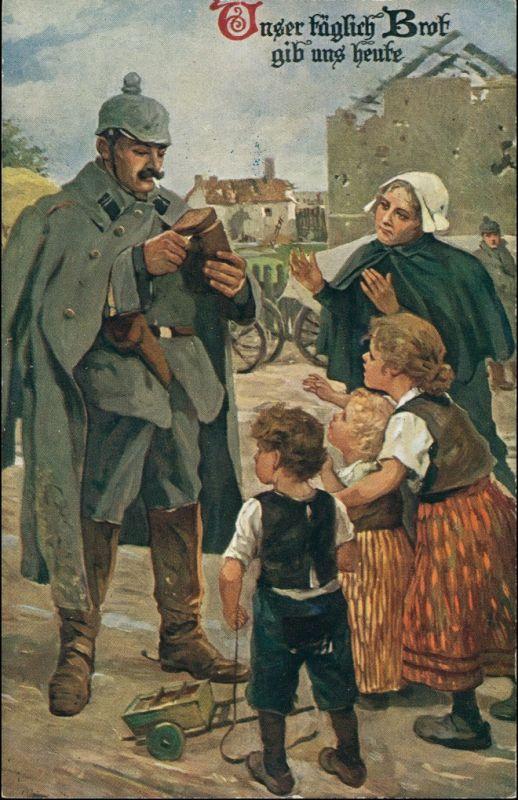 Militär Propaganda Soldatenleben