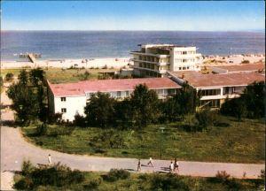 Nessebar Несебър Hotelanlagen am Strand 1968
