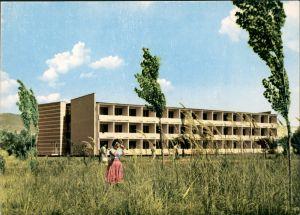 Nessebar Несебър Das Hotel Tschernomersz 1976