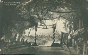 Foto Nürnberg Meistersinger von Nürnberg 1912 Privatfoto