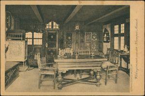 Ansichtskarte Nürnberg Germanisches Museum Nürnberg - Kremper Marsch 1926