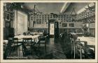 Ansichtskarte Ortrand Stadtcafe - Gaststube 1934