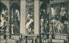 Postkaart Den Haag Den Haag Huis ten Bosch Oranjezaal 1912