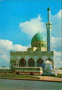Bagdad بغداد Mosquee Bounniyah - Karkh - Bagdad/Bus, Auto Strassen 1975