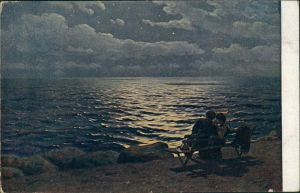Ansichtskarte  G. O. Kalmykoff