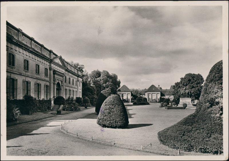 Ansichtskarte Dessau-Dessau-Roßlau Marstall 1933