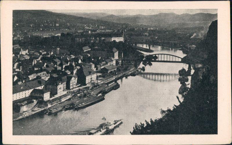 Thammühl-Hirschberg am See Staré Splavy Doksy Panorama-Ansicht mit Elbe 1930