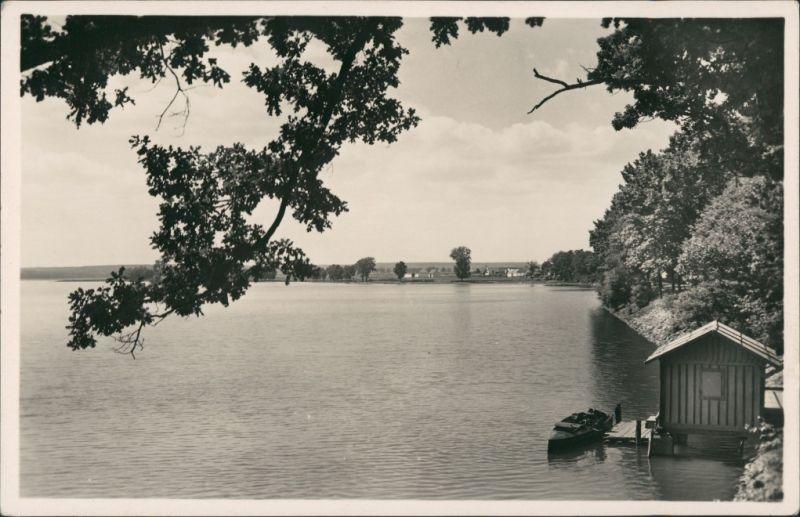 """Postcard Třeboň TŘEBOŇ Rybnik """"Svět"""