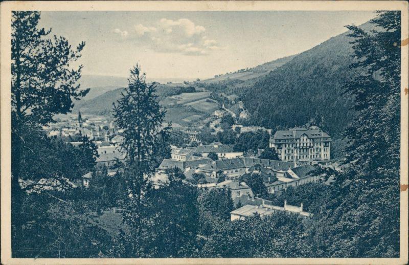 Trentschin-Teplitz Trenčianske Teplice Trencsénteplic Kúpele Trenč Teplice 1929