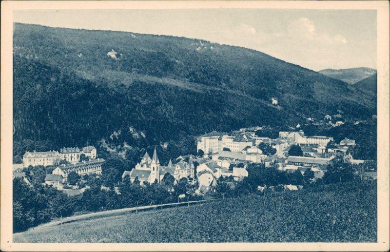 Trentschin-Teplitz Trenčianske Teplice Trencsénteplic Kúpele Trenč Teplic 1930