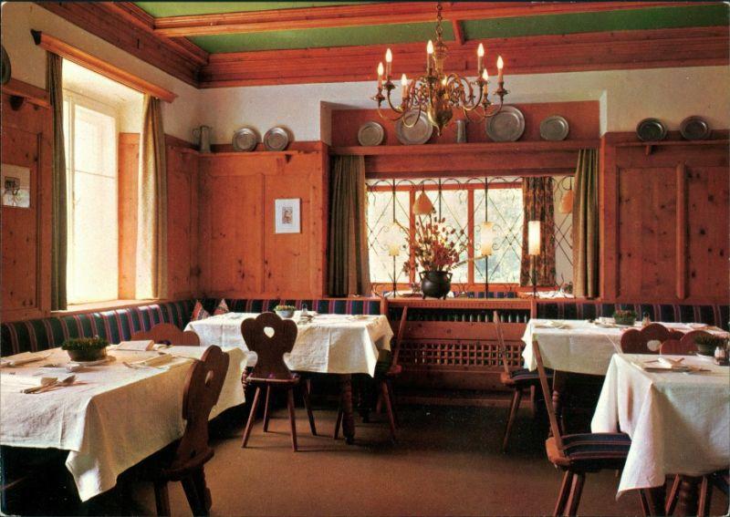 Cartoline Marling (Südtirol) Marlengo Hotel-Restaurant