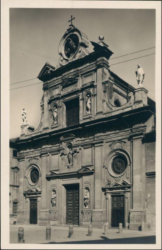 Cartoline Parma Chiesa di S. Giovanni 1929