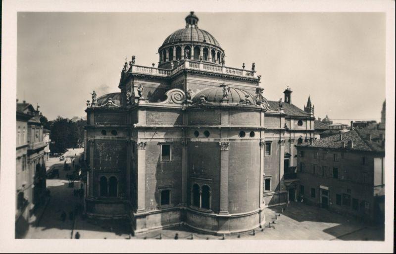 Cartoline Parma Chiesa della Steccata 1929