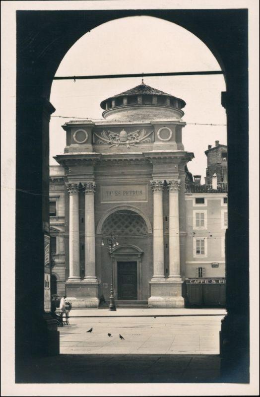 Cartoline Parma Chiesa di S. Pietro 1929