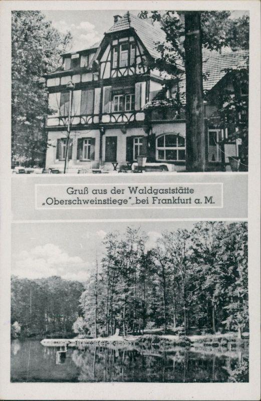 Frankfurt am Main Oberweinstiege am Vierwaldstättersee 2 Bild 1936